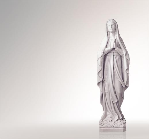 klassische madonna skulpturen aus stein online kaufen und. Black Bedroom Furniture Sets. Home Design Ideas