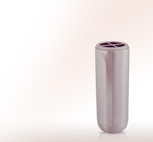 moderne vasen f r ein grab aus edelstahl beipiele. Black Bedroom Furniture Sets. Home Design Ideas
