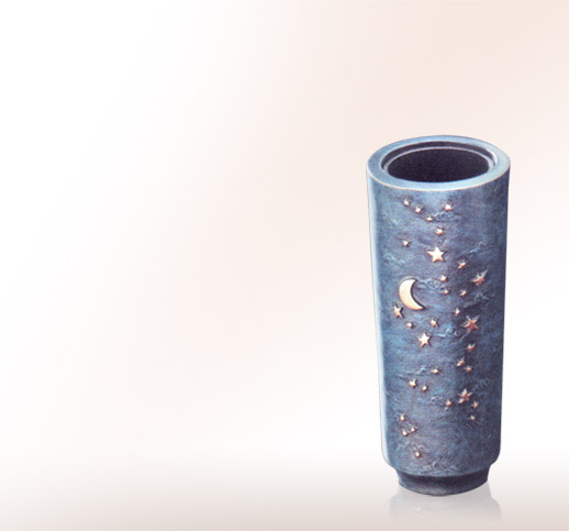 Moderne Vasen moderne vasen für ein grab aus bronze kaufen und bestellen